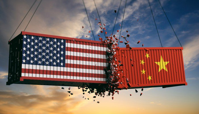 TRADE WAR: CHINA-US