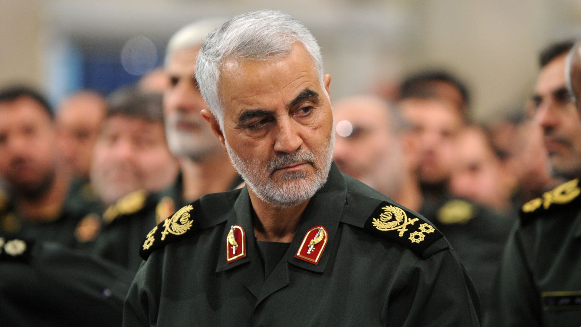 WHO WAS THE SOLEIMANI?