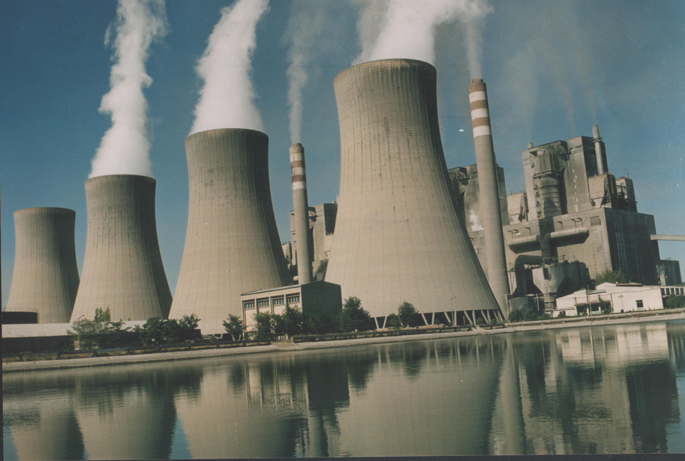 TURKEY'S SEALED THERMAL POWER PLANTS