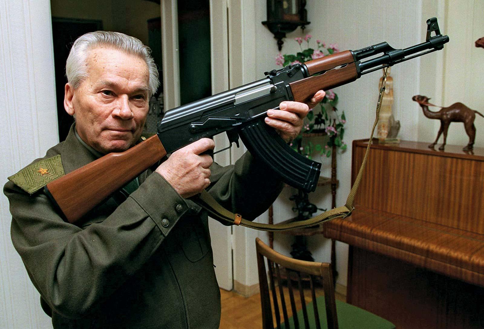 THE KALASHNIKOV STORY