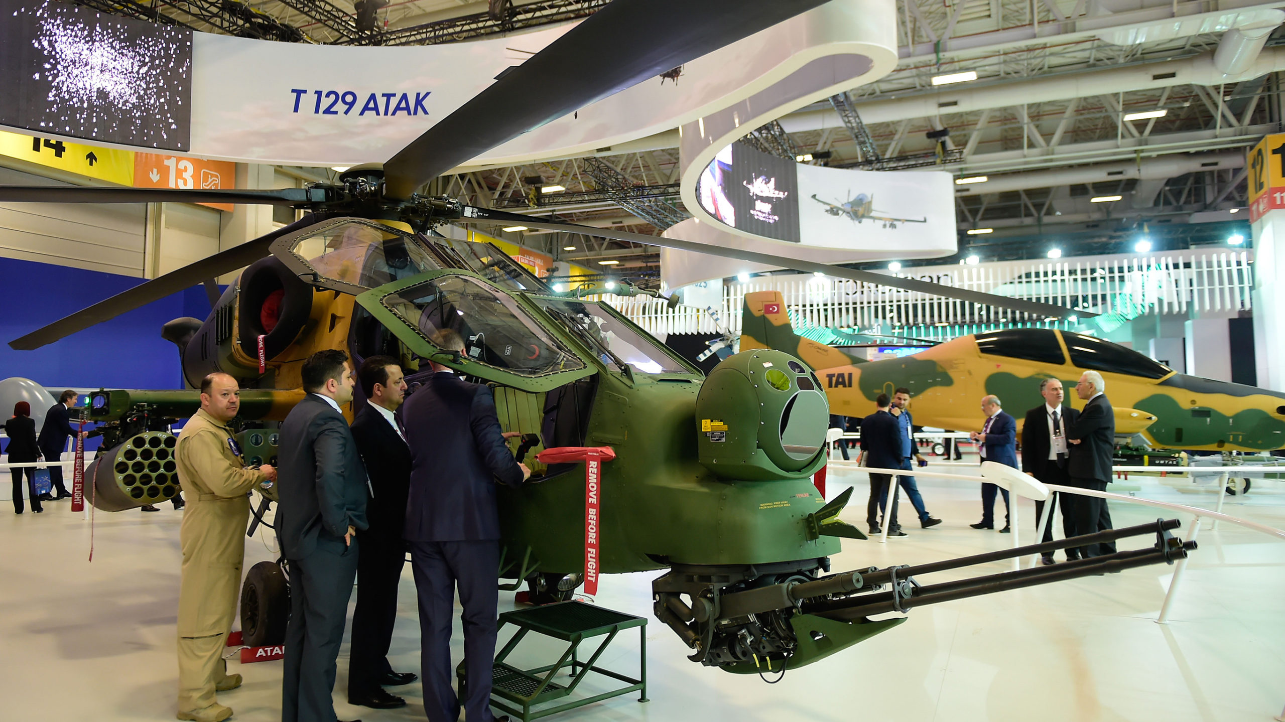 TURKISH DEFENSE INDUSTRY: AVIATION-1