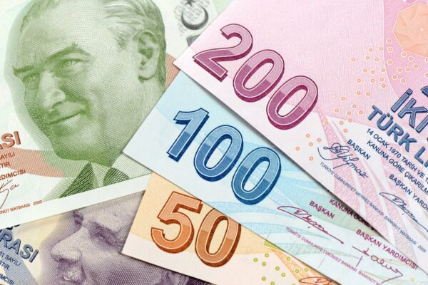 STAGGERING DECLINE IN THE VALUE OF THE TURKISH LIRA