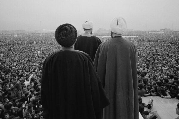 ANATOMY OF THE IRANIAN REVOLUTION
