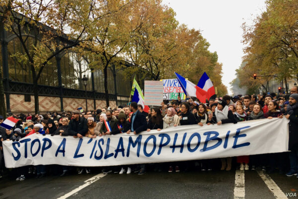 FROM PAST TO FUTURE: TOWARDS DISCRIMINATION TO PHOBIA IN FRANCE