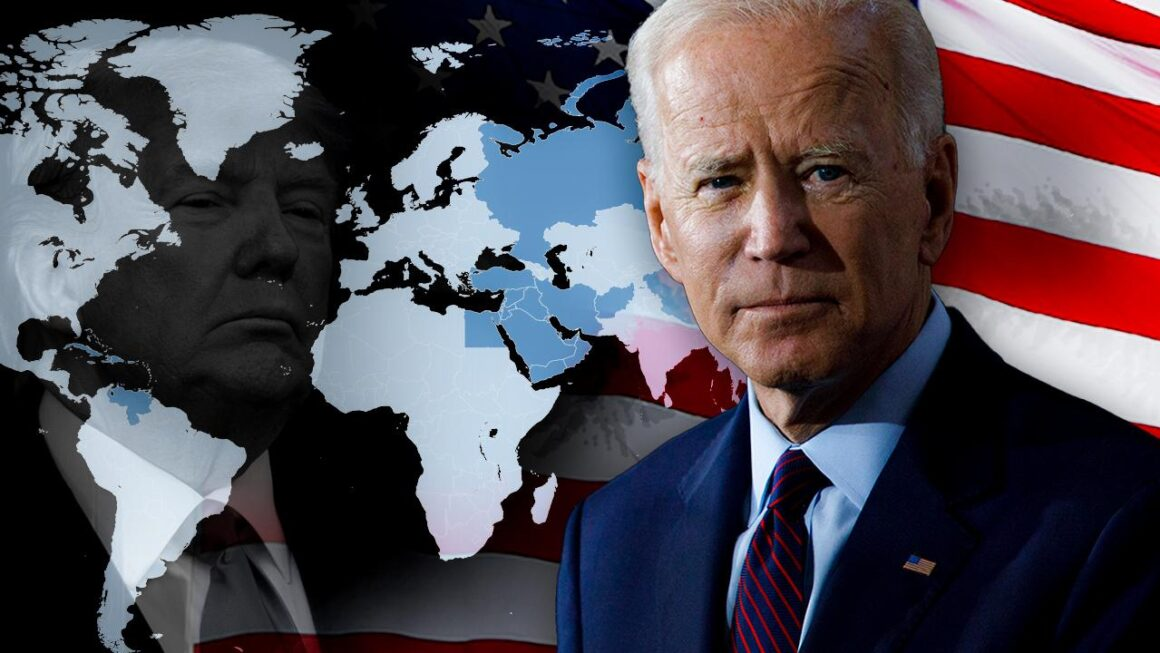 CHANGE OF AMERICAN FOREIGN POLICY IN THE BIDEN PERIOD AND COLLAPSE OF THE TRUMP ORDER