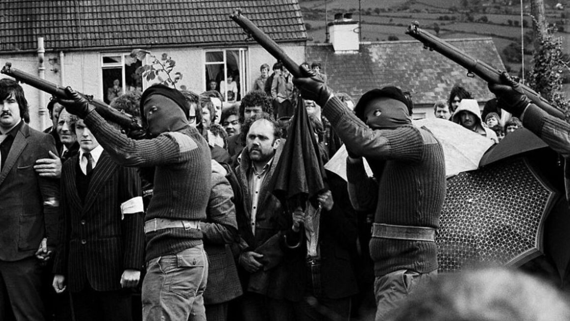 NORTHERN IRELAND CONFLICT (The Troubles) AND IRA