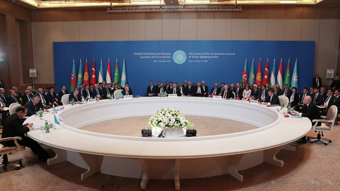COOPERATION OF TURKIC STATES: TURKIC COUNCIL