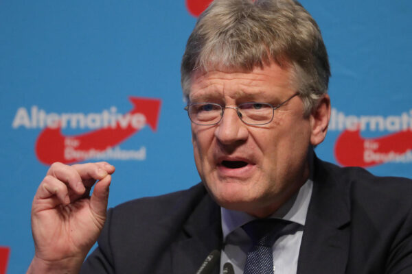THE RISE OF FAR-RIGHT IN GERMANY AND GERMAN AfD PARTY
