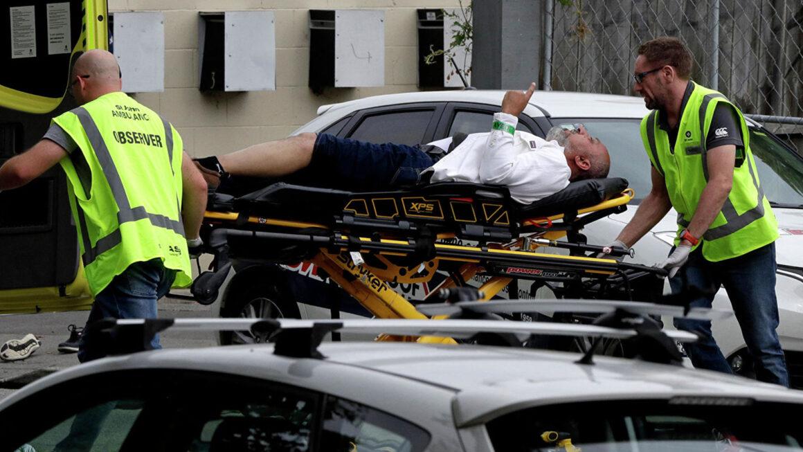 CHRISTCHURCH TERROR ATTACKS