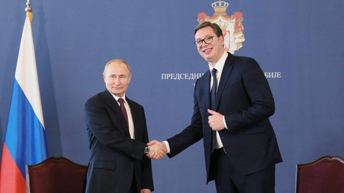 RUSSIA'S BALKANS ACTIVITIES