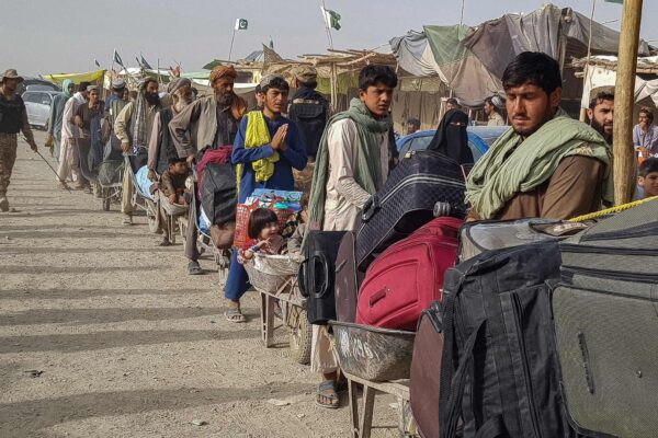 THE NEW REFUGEE CRISIS IN THE EUROPEAN UNION: AFGHAN MIGRATION