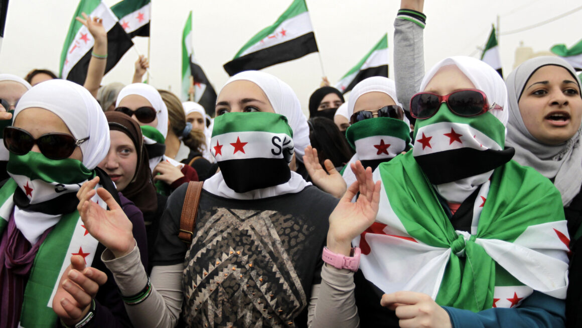 THE LONGEST WAR: BEING A WOMAN IN THE MIDDLE EAST